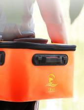 Рыболовное ведро Xiaomi Yeux Outdoor Foldable Fishing Bucket 20л – фото 3