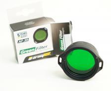 Фильтр для Armytek Predator/Viking (зеленый) AF-39 – фото 2