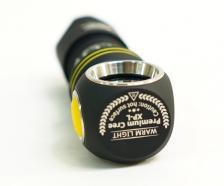 Фонарь налобный Armytek Elf C1 Micro-USB, 980 люмен (теплый свет) + 18350 Li-Ion – фото 2