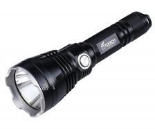 Фонарь FiTorch P35R поисковый (USB зарядка, светофильтры, 1200 лм)