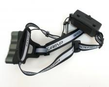 Аккумуляторный налобный фонарь FL2501, 12000 люмен, 5 режимов – фото 2