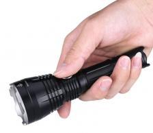 Фонарь FiTorch P35R поисковый (USB зарядка, светофильтры, 1200 лм) – фото 1