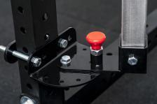 Тренажер для каната Stecter Двойная бочка с регулировочной стойкой – фото 2