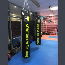 Боксерский мешок FightTech ПВХ 180Х35 HBP4 – фото 2