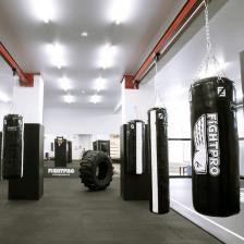 Боксерский мешок FightTech ПВХ 130 Х 45 HBP2 – фото 2