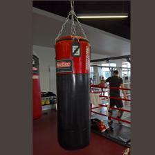 Боксерский мешок FightTech ПВХ 120Х35 – фото 2