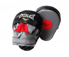 Лапы изогнутые Everlast Mantis Punch Mitts красно/черный
