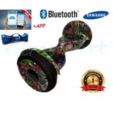 "Гироскутер Smart balance Premium 10.5"" Джунгли Tao-Tao"