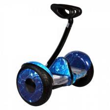 Мини-сигвей Mini Robot 36V Синий космос