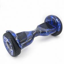 "Гироскутер Smart balance Pro Premium 10.5"" Пламя Синее Tao-Tao"