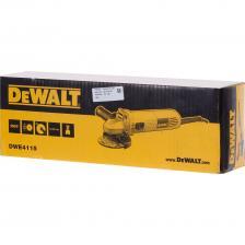 Шлифмашина угловая сетевая DeWalt DWE4115 950 Вт 125 мм – фото 4