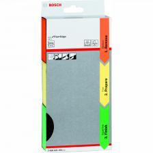 Набор губок шлифовальных Bosch Best for Flat 2608621253 69x97x26 мм, 3 шт. – фото 1