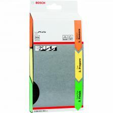 Набор губок шлифовальных Bosch Best for Profile 2608621252 69x97x26 мм, 3 шт.