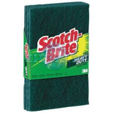 5113150218 Губки 3M Scotch-Brite (Цена за упаковку,72 губки в упаковке)