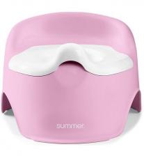 Summer Infant Детский горшок Learn-to-Go Potty, розовый – фото 1