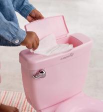 Summer Infant Детский горшок My Size Potty, розовый – фото 4