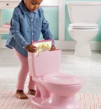 Summer Infant Детский горшок My Size Potty, розовый – фото 2