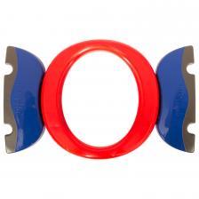 Potette Plus Дорожный складной горшок + 1 одноразовый пакет, красный/голубой (ДМ) – фото 4