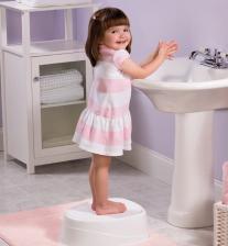 Горшок Summer Infant Горшок-подножка (3 в 1) Step-By-Step, розовый – фото 1