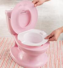 Summer Infant Детский горшок My Size Potty, розовый – фото 1