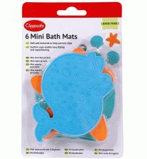 Clippasafe Мини-коврики против скольжения для ванной_
