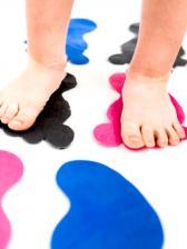 Коврик EveryDay Baby Антискользящие коврики для ванной с индикатором температуры, розовый – фото 3