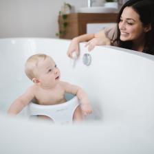 Angelcare Сиденье для купания Bath ring, светло-голубой – фото 4
