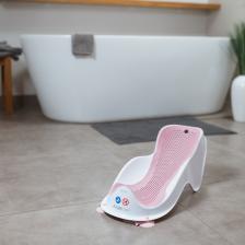 Лежак Angelcare Горка для купания детская Bath Support Mini, светло-розовая – фото 4