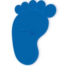 Коврик EveryDay Baby Антискользящие коврики для ванной с индикатором температуры, cиний – фото 1