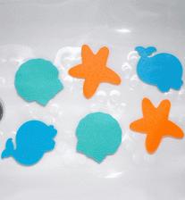 Clippasafe Мини-коврики против скольжения для ванной_ – фото 1