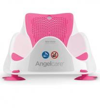 Лежак Angelcare Горка для купания детская Bath Support Mini, розовая – фото 3
