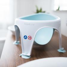 Angelcare Сиденье для купания Bath ring, светло-голубой – фото 3