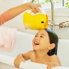 Munchkin мягкий кувшин для мытья волос Утенок Duckling™ от 6 мес – фото 4