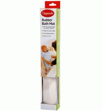 Clippasafe Коврик для ванны, цвет белый; полиуретан