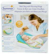 Лежак Summer Infant Лежачок для купания Bath Sling – фото 4