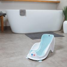 Лежак Angelcare Горка для купания детская Bath Support Mini, светло-голубая – фото 3