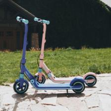 Детский электросамокат Ninebot Electric Scooter E8 Blue – фото 2