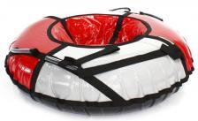 Тюбинг Hubster Sport Plus красный/серый