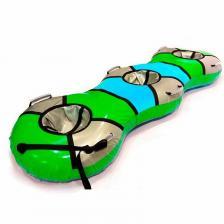 Тюбинг Трио банан зелёный