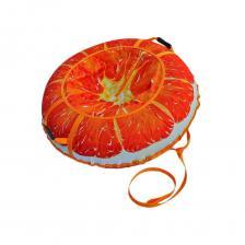 Тюбинг митек сочный апельсин 110 см сг000002226