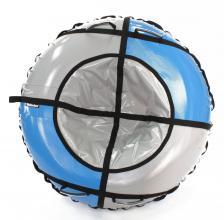 Тюбинг Hubster Sport Plus синий/серый