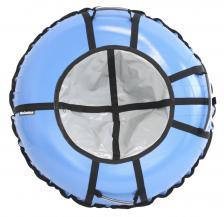 Тюбинг Hubster Ринг Pro синий-серый