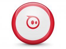Интерактивная игрушка роботизированный шар Sphero Mini (Красный)