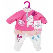 Zapf Creation My Little Baby Born Одежда для куклы 32 см 824-351 (розовая)