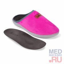 Обувь ортопедическая малосложная LUOMMA LM-803.036, цикламен, S (39-40)