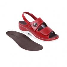 Обувь ортопедическая малосложная LM ORTHOPEDIC, женская LM-701.017R р.36