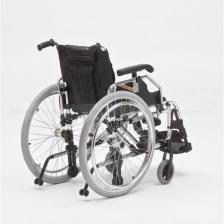 Кресло-коляска механическая алюминиевая FS957LQ – фото 3