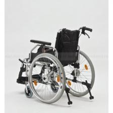 Кресло-коляска механическая алюминиевая FS251LHPQ – фото 3