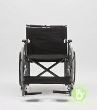 Кресло-коляска механическая стальная FS209AE-61 – фото 1