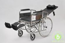 """Кресло-коляска с туалетом и высокой спинкой """"ARMED"""" FS609GC – фото 1"""